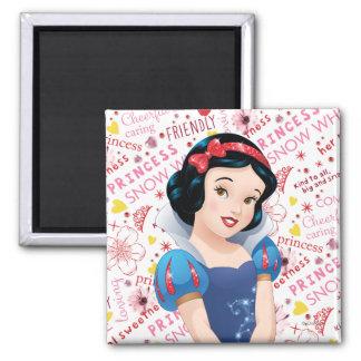Princess Snow White Magnet