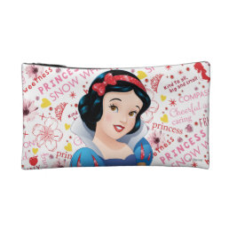 Princess Snow White Makeup Bag