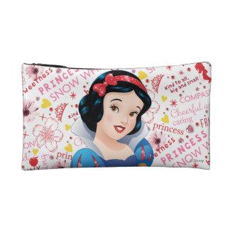 Princess Snow White Makeup Bag