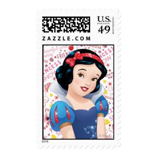 Princess Snow White Stamp