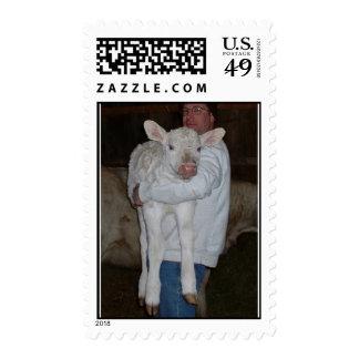 Princess Snow White Postage Stamp