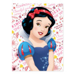Princess Snow White Postcard
