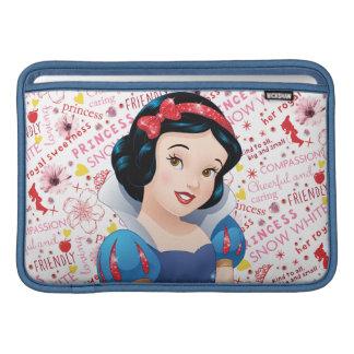 Princess Snow White Sleeve For MacBook Air