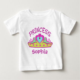 Princess, Sophia Baby T-Shirt