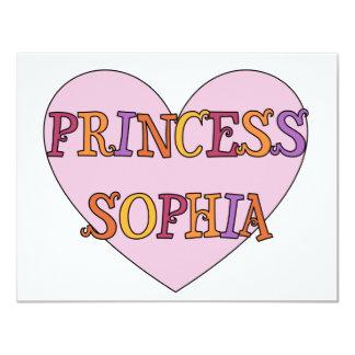 Princess Sophia Card