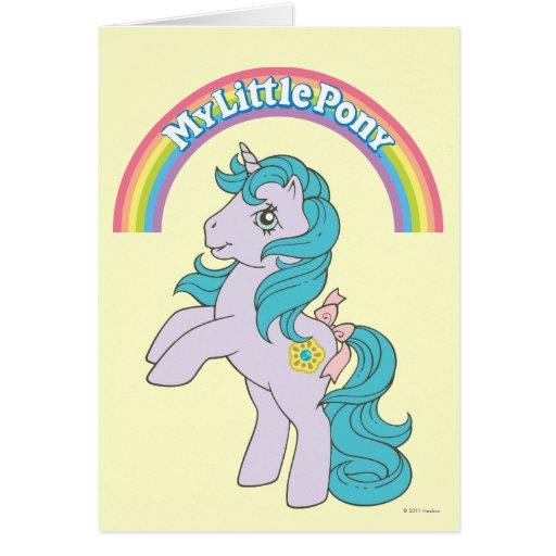 Princess Sparkle 1 Greeting Card