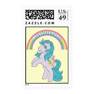 Princess Sparkle 1 Postage Stamp
