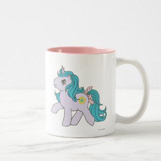 Princess Sparkle 2 Two-Tone Coffee Mug