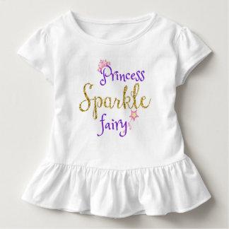 Princess Sparkle Fairy, w/ Tiara & Wand! Toddler T-shirt
