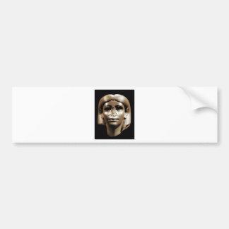 Princess Sphinx Bumper Sticker