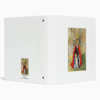 Princess Spring Mother and Daughter 3 Ring Binders