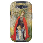 Princess Spring Mother and Daughter Samsung Galaxy S3 Cases