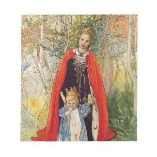 Princess Spring Mother and Daughter Memo Notepads