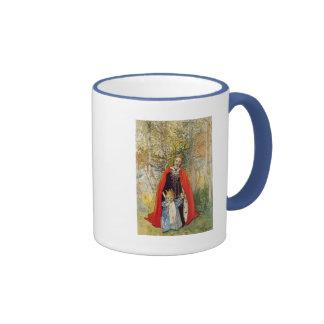 Princess Spring Mother and Daughter Ringer Mug
