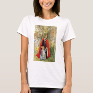 Princess Spring Mother and Daughter T-Shirt