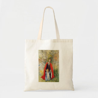 Princess Spring Mother and Daughter Tote Bag
