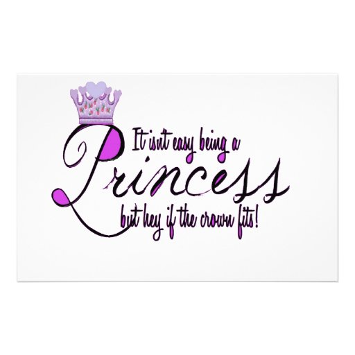Princess Stationery Paper