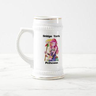 Princess stein mug