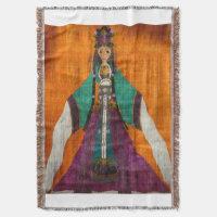 Princess TaiPing Throw Blanket