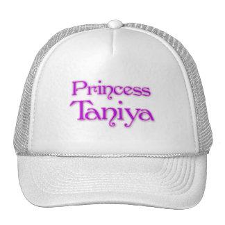 Princess Taniya Hats