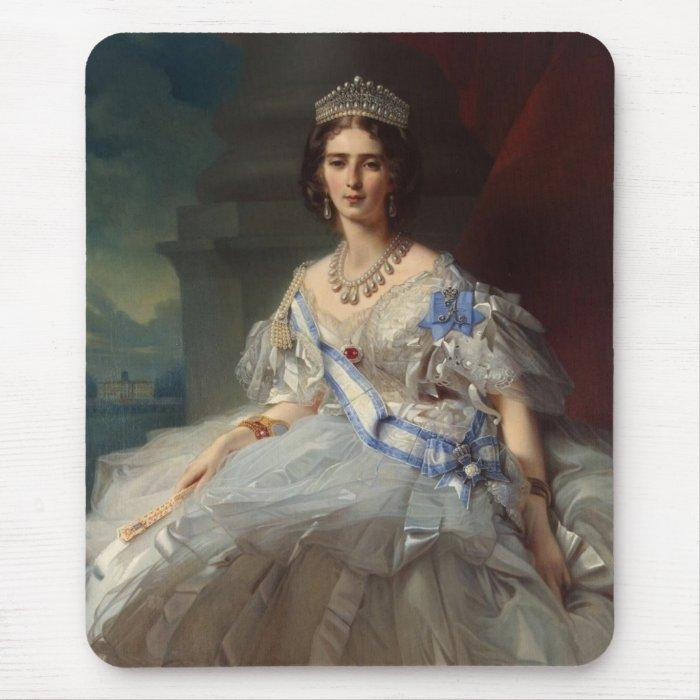 Princess Tatiana Alexandrovna Yusupova, 1858 Mouse Pad