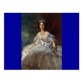 Princess Tatiana Alexandrovna Yusupova, 1858 Postcard