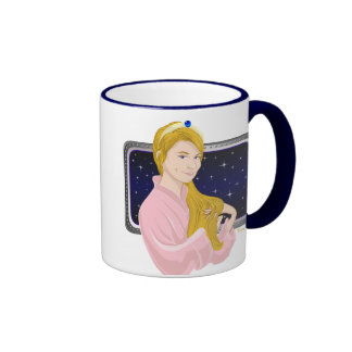 Princess Tawny Tabreez Ringer Mug