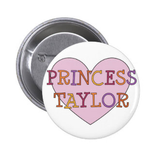 Princess Taylor Button