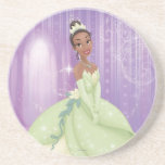 Princess Tiana Beverage Coaster