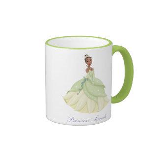 Princess Tiana Coffee Mugs