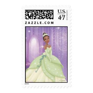 Princess Tiana Postage