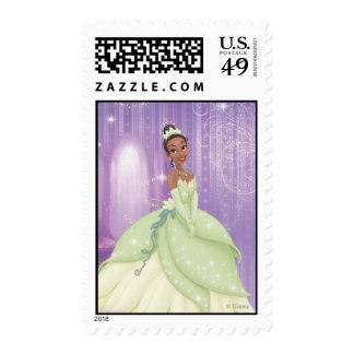Princess Tiana Stamps