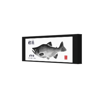 Princess trout! The Akan lake! 100 year retention  Stretched Canvas Prints