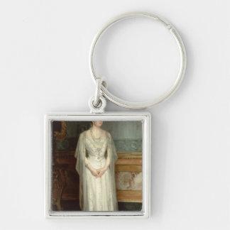 Princess Victoria Eugenie Queen of Spain Key Chain