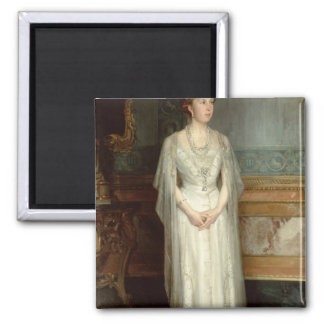 Princess Victoria Eugenie Queen of Spain Refrigerator Magnet