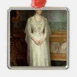 Princess Victoria Eugenie, Queen of Spain Metal Ornament