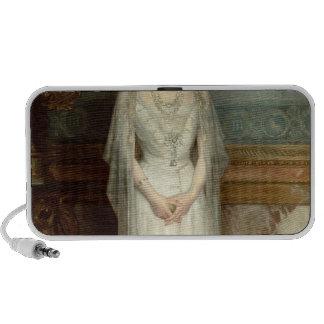 Princess Victoria Eugenie Queen of Spain Notebook Speaker