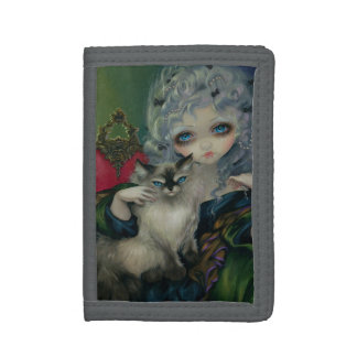 """Princess with a Ragdoll Cat"" Wallet"