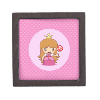 Princess with Hearts Premium Gift Boxes