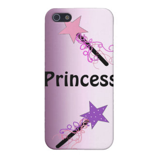 Princess with Magic Wands Case For iPhone SE/5/5s