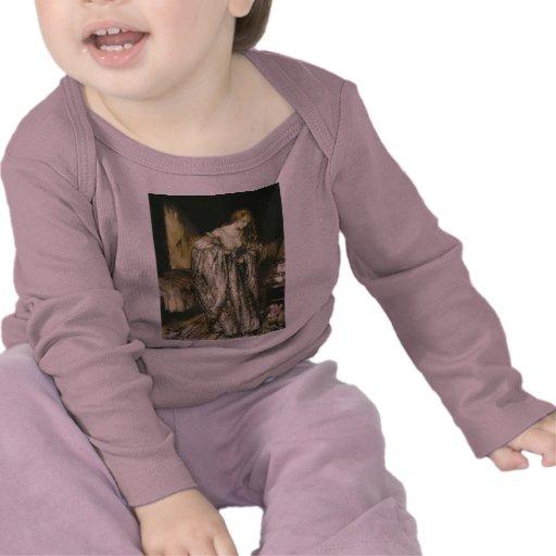 Princess with Sparkle Dress Shirts