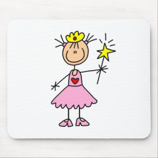 Princess With Wand Mouse Pad