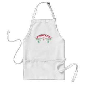 Princess women's Christian kitchen/bbq apron