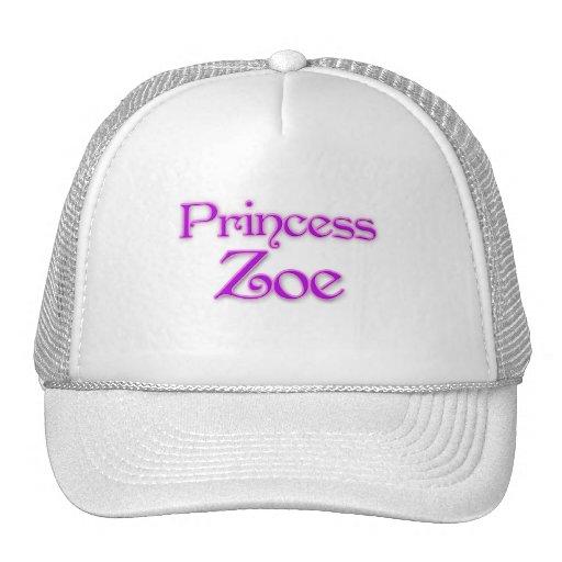 Princess Zoe Trucker Hat