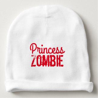 Princess Zombie Halloween Baby Beanie Hat