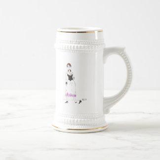 Princess Zombie the 3rd Coffee Mugs