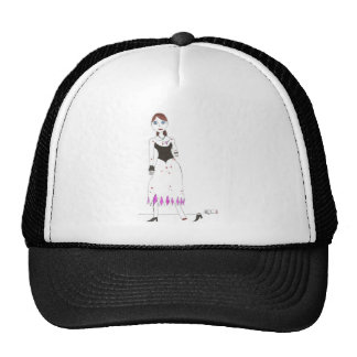 Princess Zombie the 3rd Trucker Hat