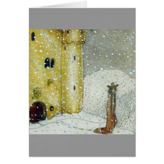 Princessa by Snowy Castle Card