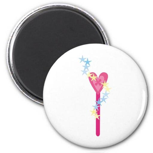 PrincessBelleP6 Fridge Magnets