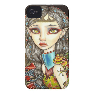 Princesse Grenouille Case-Mate iPhone 4 Cases